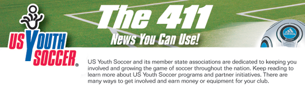 US Youth Soccer 411
