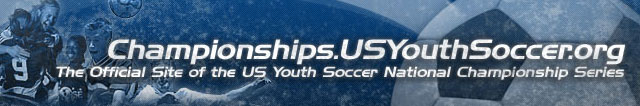 Official home to the US Youth Soccer National Championship Series