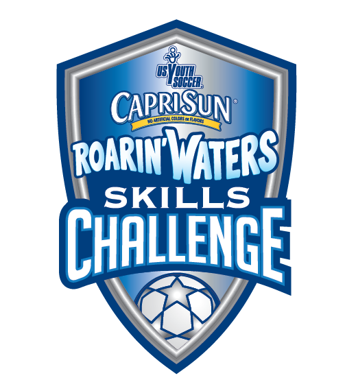 US YOUTH SOCCER CAPRI SUN ROARIN WATERS SKILLS CHALLENGE