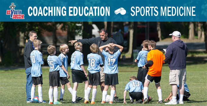 Coaching Header Sports Med