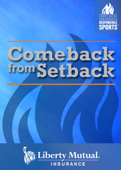 Comeback from Setback