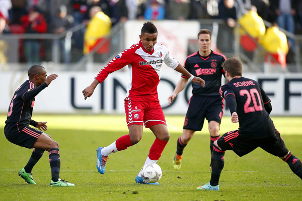 Juan-Agudelo-FC-Utrecht-Getty-Images