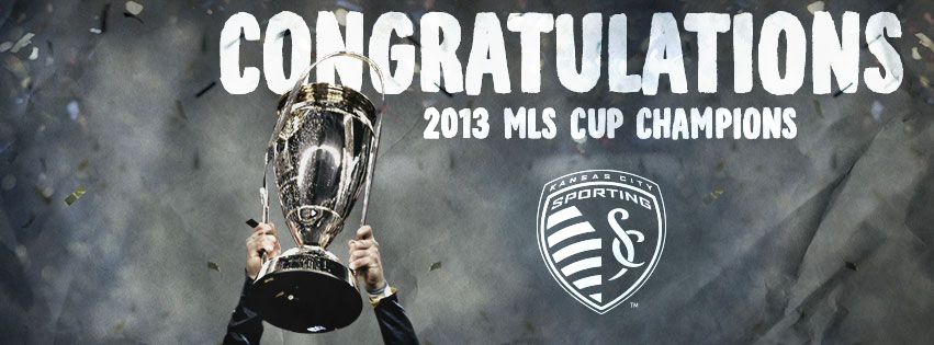 MLS cup champs