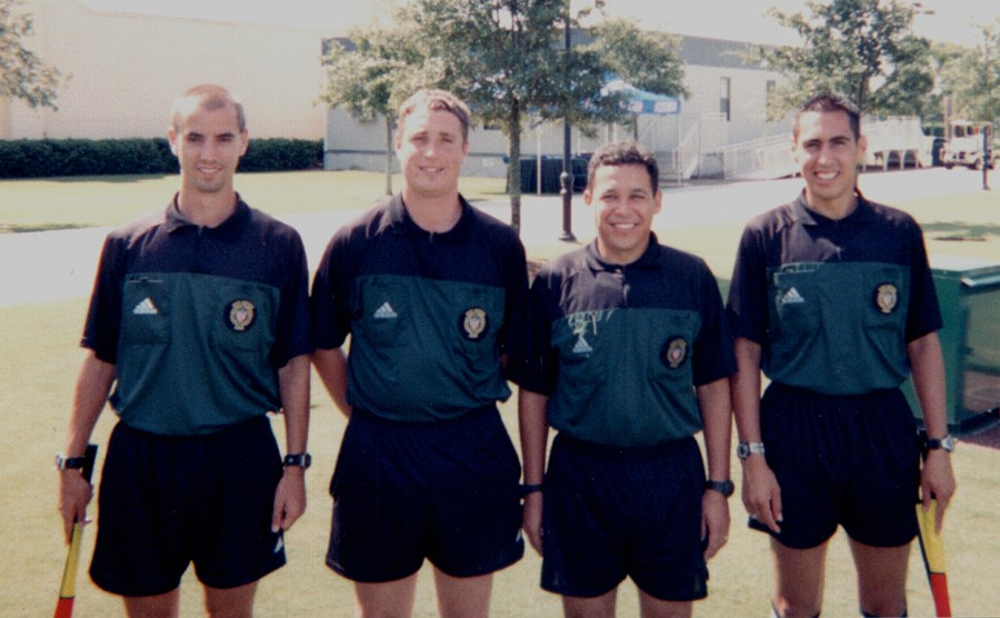 Mark Geiger 2000 Pic