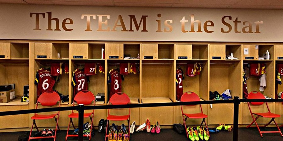 RSL Locker Room