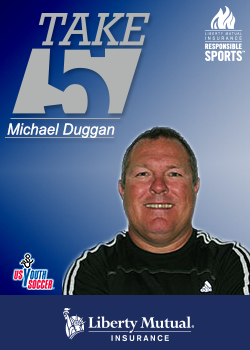 Micael Duggan Take 5 with logo 2