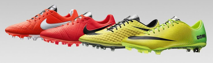 Nike 2014 Summer Boot Pack