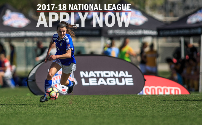 National League accepting applications for 17-18