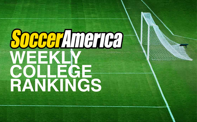 2016 Soccer America Weekly College Soccer Top 25