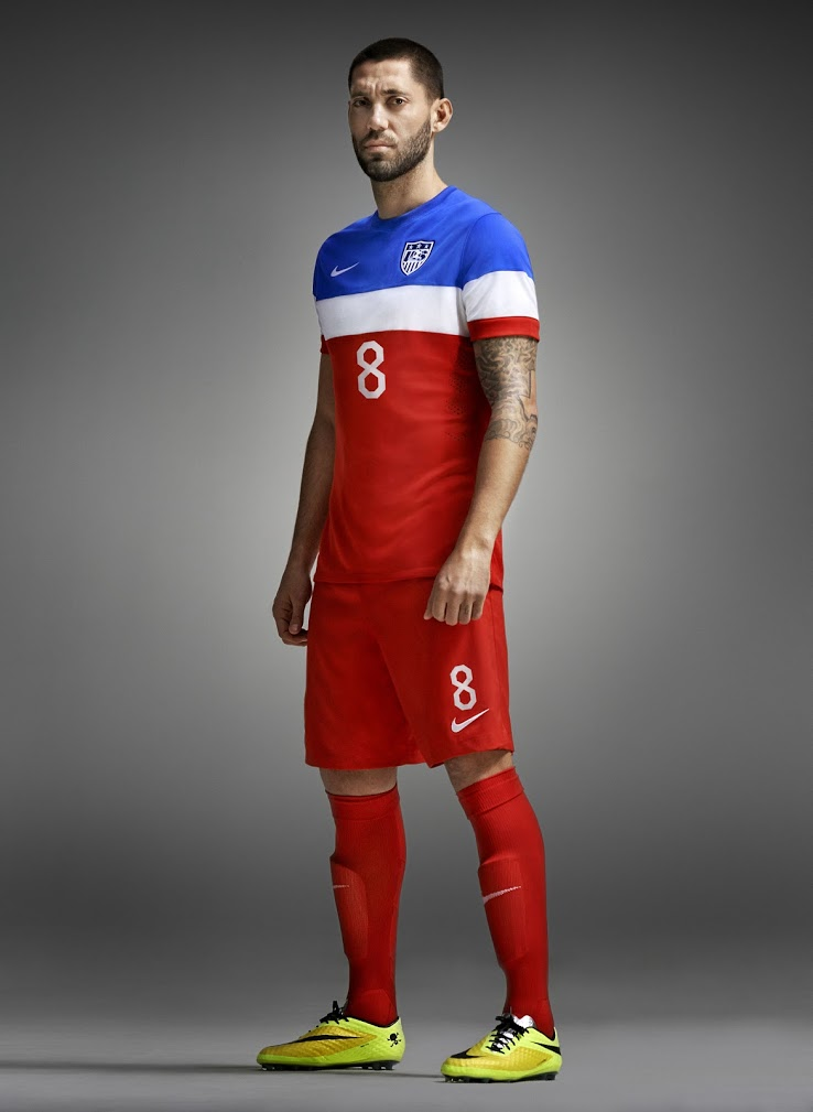 USA 2014 World Cup Away Kit (1)