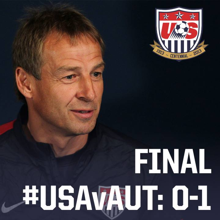 USA vs Austria2