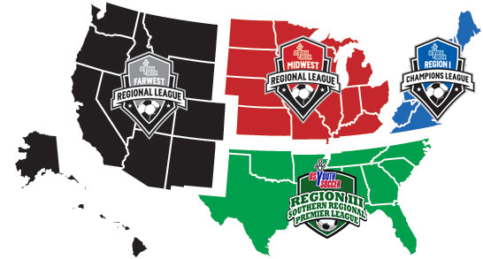 USYS-REG-LEAGUES-MAP Aug 15