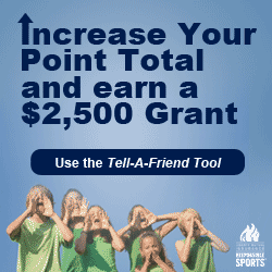 increase your point total
