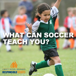 what can soccer teach you