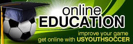 Online education from US Youth Soccer