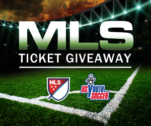 MLS Ticket Giveaway!