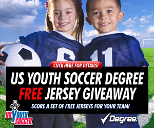 Degree Jersey Giveaway from Don't Fret the Sweat