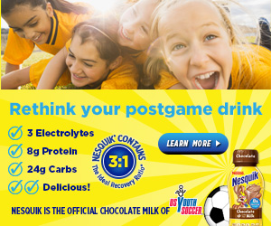 Rethink your postgame drink!
