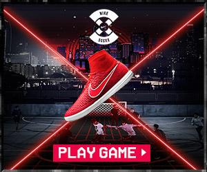 Nike Soccer - Play Now!