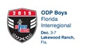2015 ODP Boys Florida Interregional Schedule
