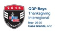 2015 ODP Boys Thanksgiving Interregional Rosters