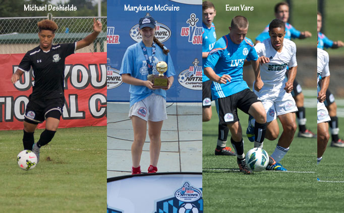 US Youth Soccer present among Fall State POYs