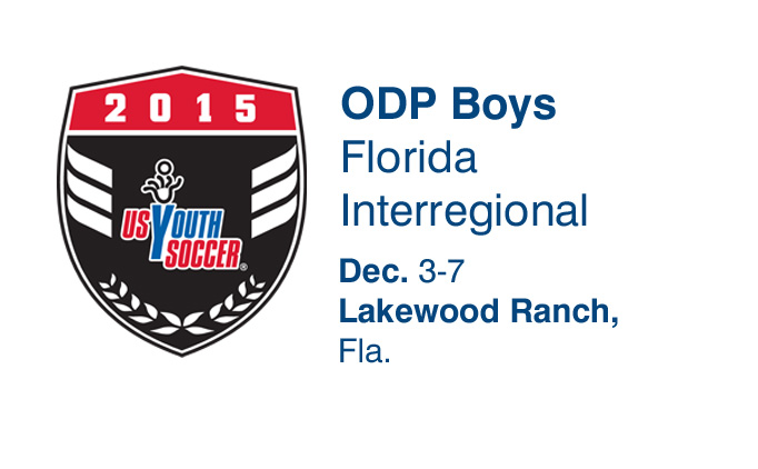 2015 ODP Boys Florida Interregional