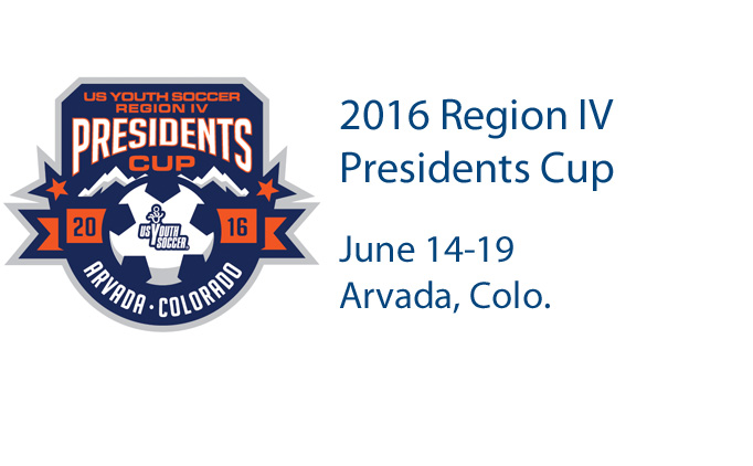 2016 US Youth Soccer Region IV Presidents Cup