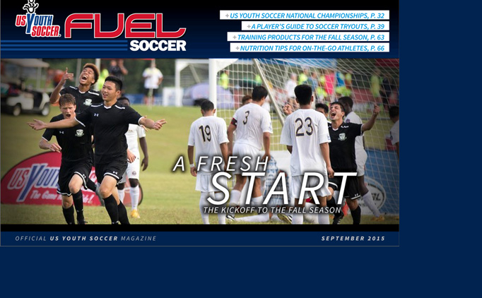 September Edition of Fuel Magazine has Arrived