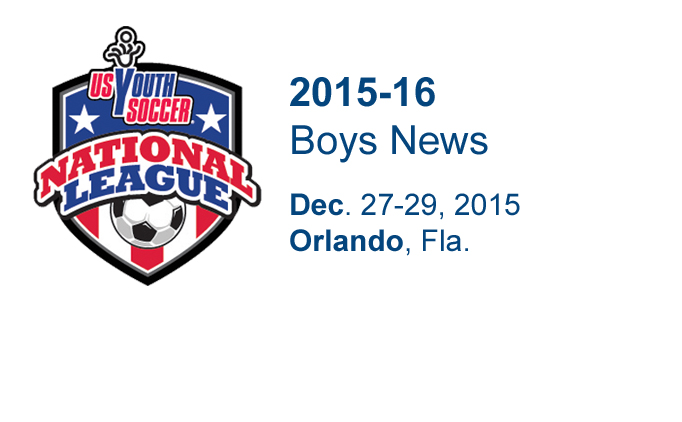 2015-16 National League Boys News | Orlando, FL