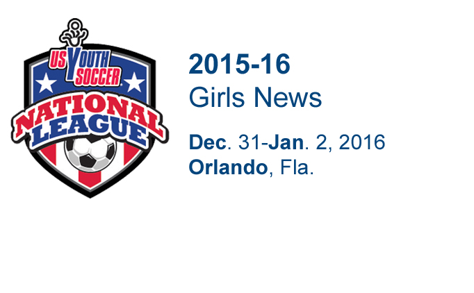 2015-16 National League Girls News | Orlando, Fl