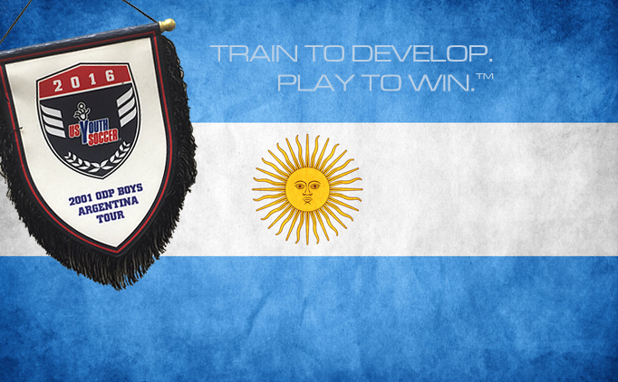 ODP All-Stars Travel to Argentina