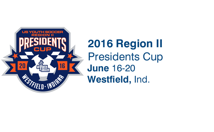 Westfield, Ind. Chosen to Host 2016 US Youth Soccer Region II Presidents Cup