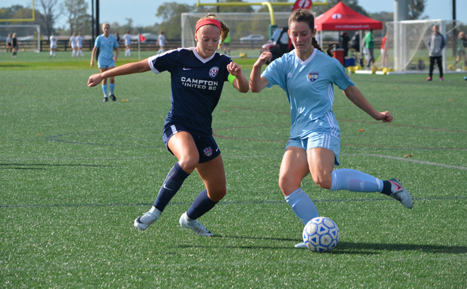 2017 MRL Girls Fall Showcase wraps up in Westfield, Ind.