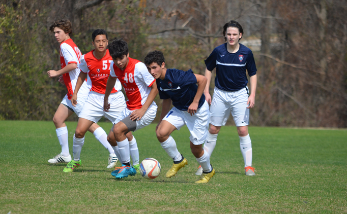 Games conclude at the ODP Interregional Showcase