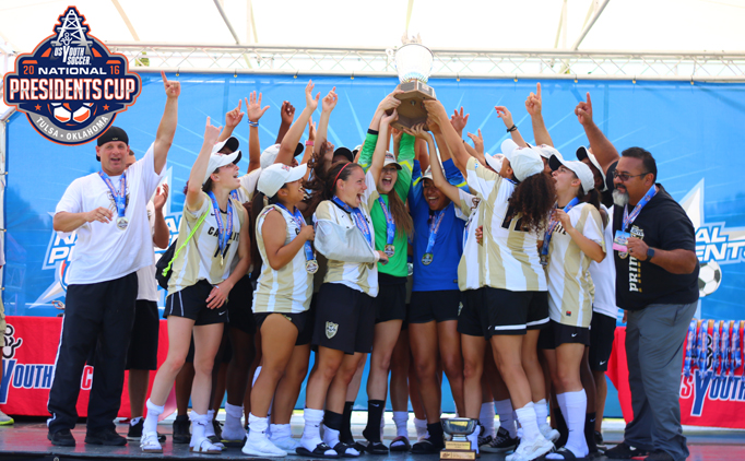Champions Crowned at National Presidents Cup