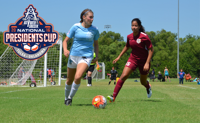 Games Continue at National Presidents Cup