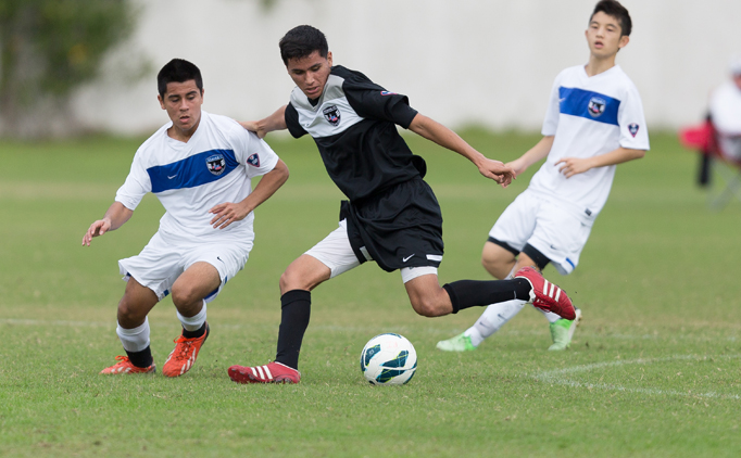 ODP Boys Winter Interregional Games and Rosters