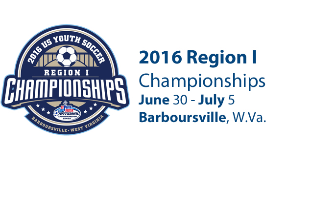 2016 US Youth Soccer Region I Championships