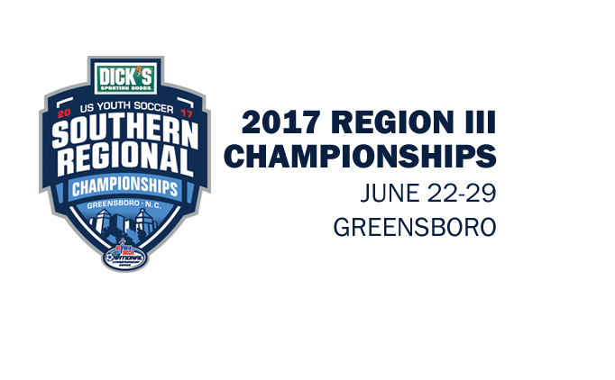 2017 US Youth Soccer Region III Championships
