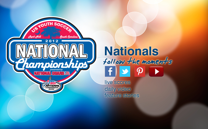 US Youth Soccer National Championships