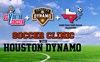 SOCCER CLINIC WITH DYNAMO