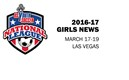 2016-17 National League Girls News | Las Vegas