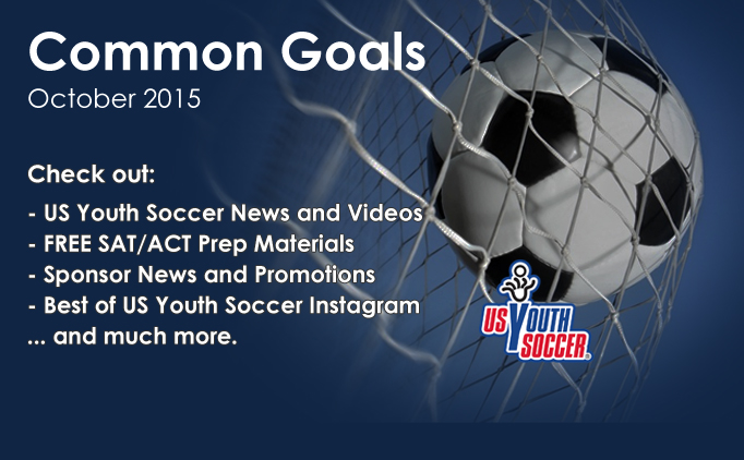 Common Goals | October 2015
