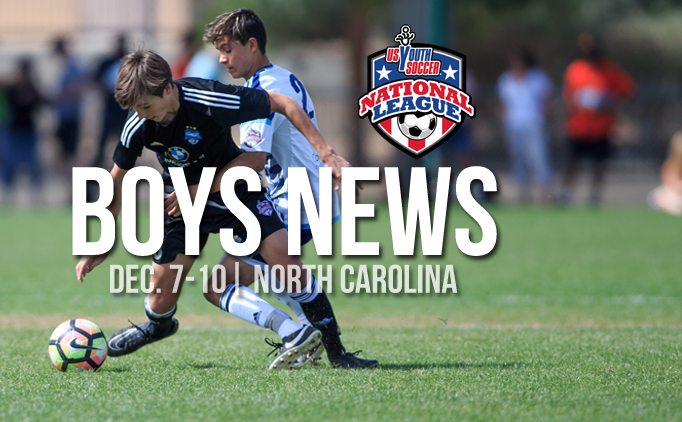 National League Boys News | North Carolina