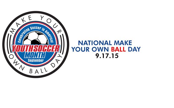 National Make Your Own Ball Day Sept. 17