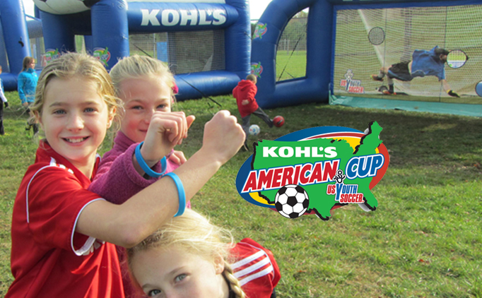 2016 Kohl's American Cup Application Live