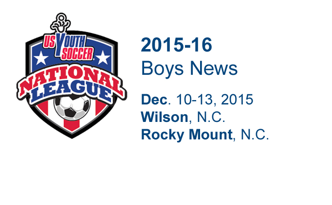 2015-16 National League Boys News | Wilson, NC
