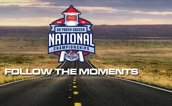 Follow the 2016 National Championships!
