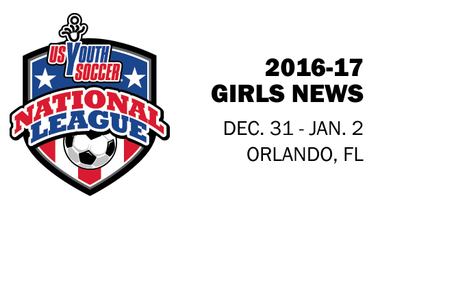 2016-17 National League Girls News | Orlando
